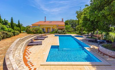 Photo for Large pool, WiFi, observatory, volleyball court and table tennis