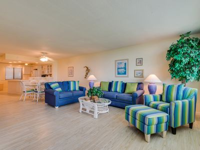 Photo for Loggerhead Cay 151, Gulf Front View, Ground-level, Dog Friendly