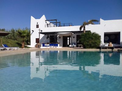 Photo for Villa ideal for a stay with family or friends. Pool, Hammam