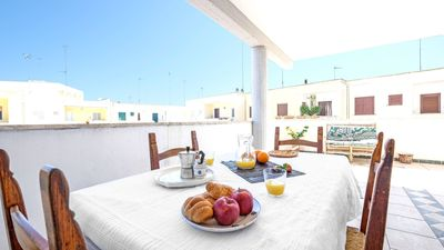 "Photo for Charming apartment, ""Agnese"", in Otranto"