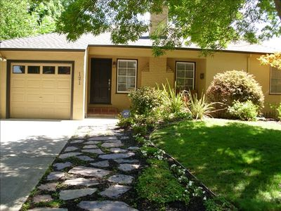 Photo for Charming East Sac 3 br Close to Downtown, Sac State, UC Davis Med Center