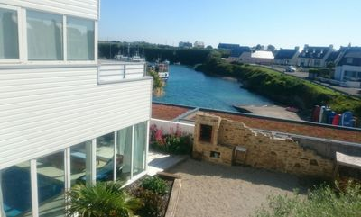 Photo for VILLA WITH EXCEPTIONAL SEA VIEW - SPA & INDOOR SWIMMING POOL