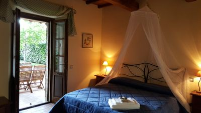 """Photo for Farmhouse with swimming pool and whirlpool for holidays in Umbria: """"Lavender House"""""""