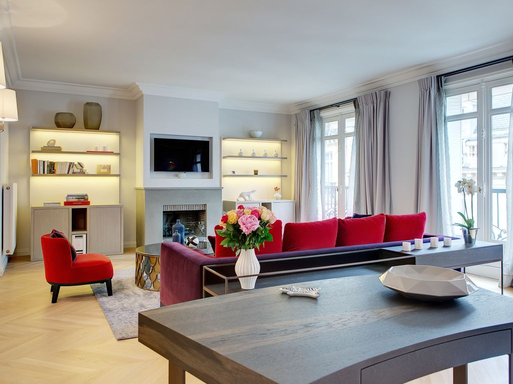 3 Bedroom Paris Apartment For Short Term Stays, Flat For Rent Paris,  Holiday Rental In Paris