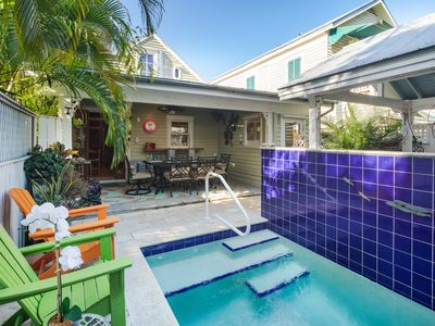 Photo for ~ BOHEMIAN HOUSE ~ NEWLY RENOVATED Historic Home w/ Private Pool & Parking