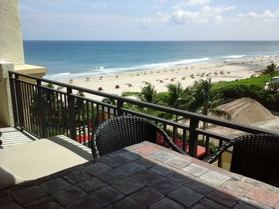 Photo for Resort Style Living In This Beautiful Ocean Front Condo