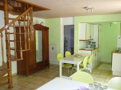 Photo for Apartment 1.1 km from the center of Ocourt with Internet, Parking, Terrace, Garden (43003)