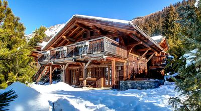 Photo for Luxury 5 Bedroom Chalet