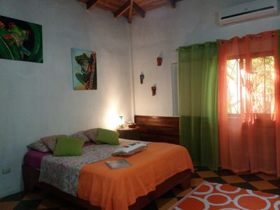 Photo for CASITA ROMANTICA- Playa Negra - An oasis of peace and serenity