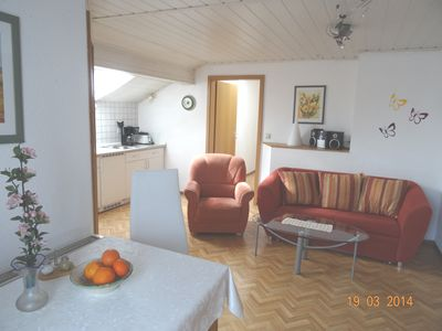Photo for Exclusive apartment in the thermal bath Bad Füssing, Bad Griesbach, Bad Birnbac