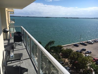 Photo for Brickell Apartment Right In Front Of The Ocean