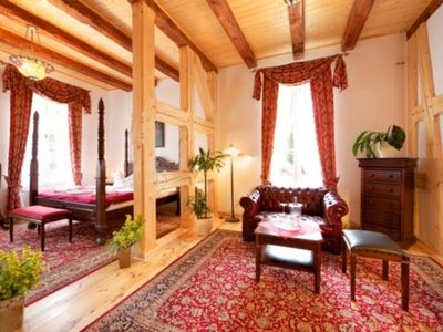 Photo for Rose Suite - Jagdschloss Waldsee
