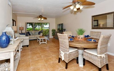 Photo for Chinaberry 911 - 2 Bedroom Condo with Private Beach with lounge chairs & umbrella provided, 2 Po...