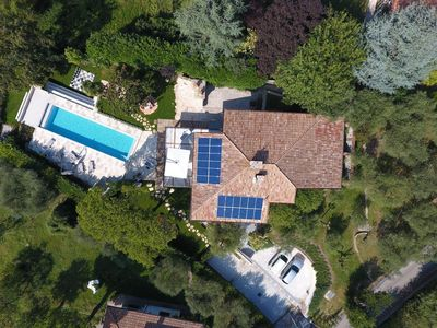 Photo for Costermano sul Garda holiday home for 6 - 8 people with 4 bedrooms - Holiday home