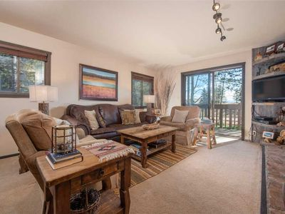 Photo for 2BD/2BA Sleeping Indian East 4: 2 BR / 2 BA condominiums in Teton Village, Sleeps 6