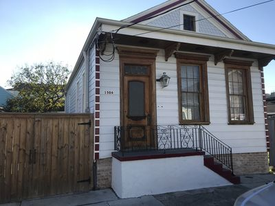 Photo for Pick me! Historic home by the French Quarter with secure parking.