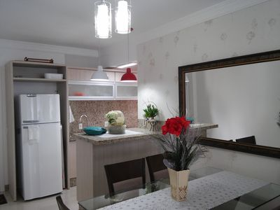 Photo for 3 Bedroom Apartment with AR, Prox. to the Sea - Beautiful and Comfortable