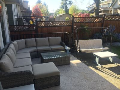 Photo for 4BR House Vacation Rental in White Rock, BC