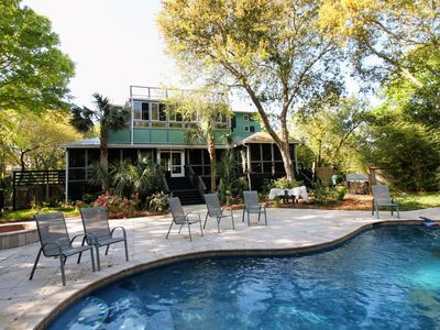 Photo for Private Oasis at the Heart of Sullivan's Island