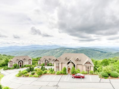 Photo for Luxury Sugar Mountain condo w/private covered balcony & hardwood floors