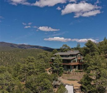 Photo for Summit Sanctuary, 3 Bedrooms, Sleeps 8, Mountain Views