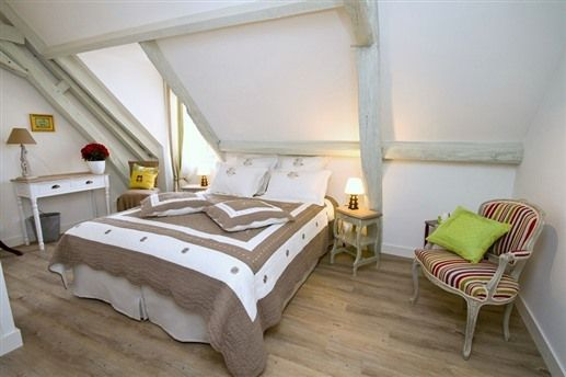Bed & Breakfast: AUX REFLETS DU CHER
