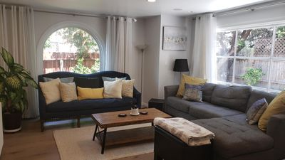 Photo for Spacious Playa Vista Home with parking. Minutes from LAX, beaches & attractions!