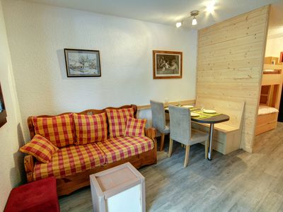 Photo for Centrally located 1-bedroom apartment in Chamonix