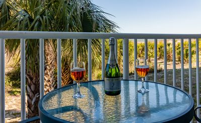 Photo for Ocean Song 311: 1  BR, 1  BA Condominium in Tybee Island, Sleeps 4