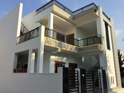 Photo for Rajpura House - Private 1st floor with balconies