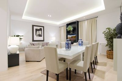 Lux and brand new apt in the golden mile of Madrid - Salamanca