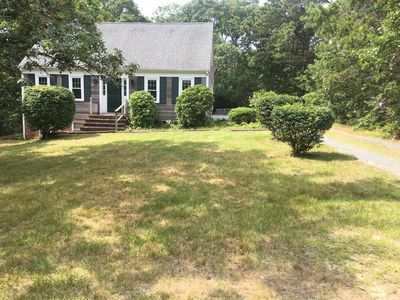 Photo for Picture perfect Edgartown getaway. Great walking/jogging area