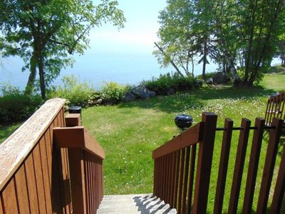 Photo for One Story Sea Villa on Lake Superior - H4