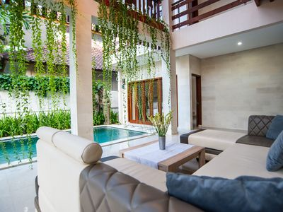 Photo for Hidden Oasis  Villa Seminyak, 4bedrooms, 4bath,