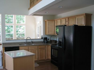 Kitchen - all modern features