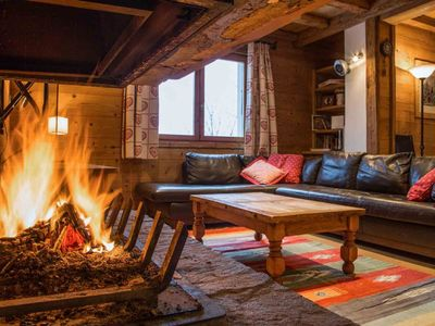 Photo for Caprice des Neiges -  a self catered chalet that sleeps 8 guests  in 4 bedrooms