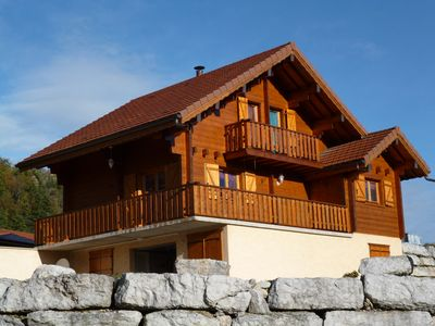 Photo for Chalet in the Haut Jura