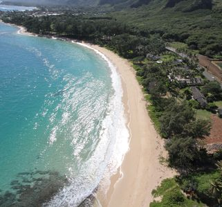 Photo for Paradise Beachfront Private Estate, Laie - Small Weddings & Events (LEGAL TVU)