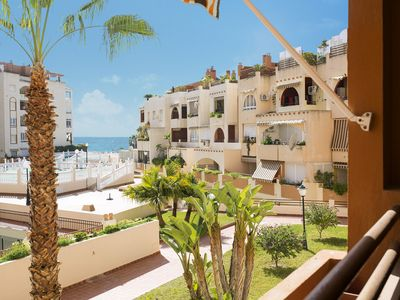 Photo for 1 bedroom apartment in San Cristobal beach
