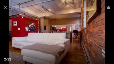 Photo for Gorgeous loft Downtown Denver next to Coors Field
