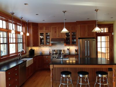 Photo for Mountain Luxury (Amazing Views/Saltwater Pool/Family Friendly/In The Berkshires)