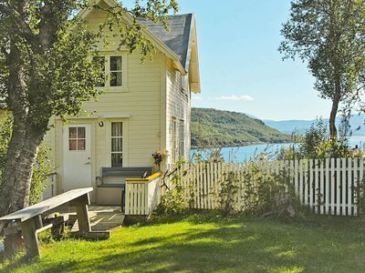 Photo for 4 person holiday home in Skatvik