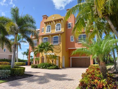 Photo for LUXURY OASIS ON THE BEACH! PRIVATE beach access, pool and hot tub!