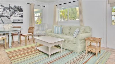 "Photo for Where Luxury and ""Old Florida"" Collide at Charming Bungalow Beach Place!"