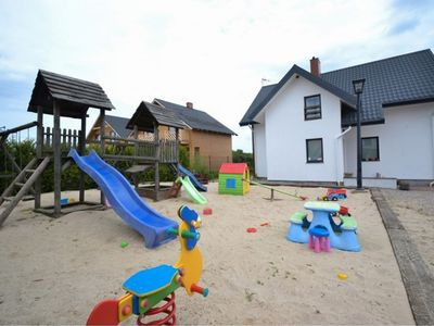 Photo for A comfortable house with a sauna for 8 people located on the Baltic Sea.
