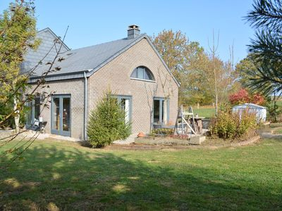 Photo for Original house, very comfortable and spacious, in the heart of the Ardennes