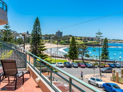 Photo for Be mesmerised by the stunning view of Coogee beach just 50 metres walk