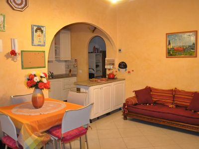 Photo for 1BR Apartment Vacation Rental in Sanremo