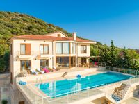 a beautiful villa, exceeding expectations. Fabulous pool & lovely interior. Great location but a ...