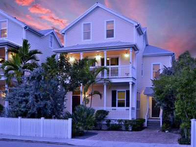 Photo for Oversized Oldtown home for the whole family with private pool and dock!